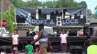 Adopt-a-Block Party - Video