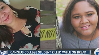 Canisius student found dead in Rochester home - Video