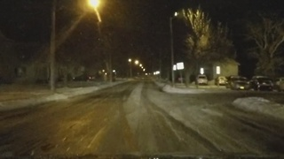 Road conditions in Chautauqua County, live in the mobile weather lab - Video