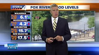 Brian Gotter's Thursday 5pm Storm Team 4cast - Video