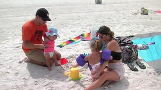 Playing in beach sand can make your kids sick | Digital Short - Video