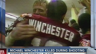 Michael Winchester Killed In OKC Shooting - Video