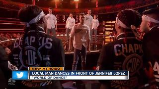 Franklin native competes on NBC's 'World of Dance' - Video