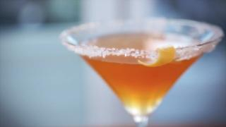 Sidecar Cocktail - Video