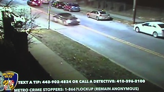 Baltimore Police give update on Coppin State police-involved shooting - Video