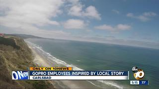 GoPro employees determined to reunite camera with owner - Video