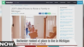 Rochester named best place to raise a family - Video