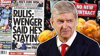 Will Arsene Wenger Announce New 2-Year-Contract?! | W&L - Video