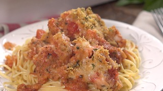 Delcious recipes: Chicken parmesan casserole - Video