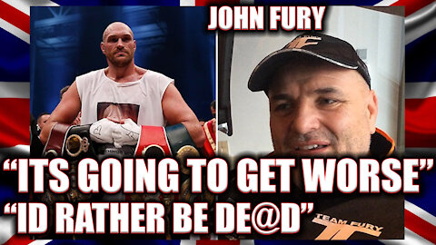 Tyson Fury's Dad Smashes The Narrative And Warns Of The Future MUST SEE
