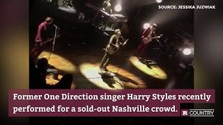 Harry Styles covers Little Big Town | Rare Country - Video