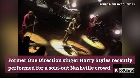 Harry Styles covers Little Big Town | Rare Country