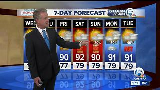 Tuesday night forecast - Video