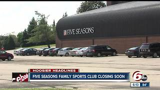 Indy sports club closing after 21 years - Video