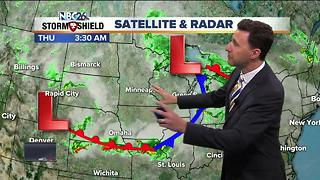 Michael Fish's NBC26 Weather Forecast - Video