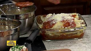 "Carrabba""s Italian Grill offers lasagna recipe"