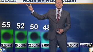 Robert forecast for December 27, 2016 - Video