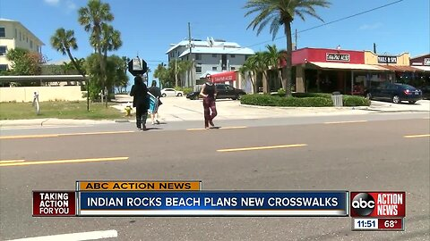 Pedestrian safety changes planned for Gulf Boulevard in Indian Rocks Beach