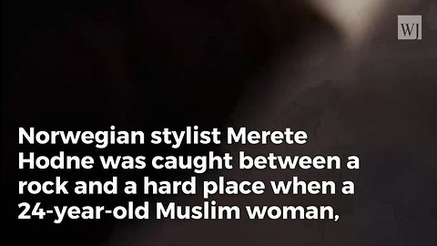 Flashback: Muslim Woman Makes Shariah Demands to the Wrong Hair Stylist