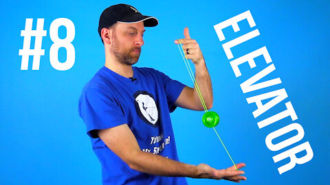 08 Elevator Yoyo Trick - Learn How