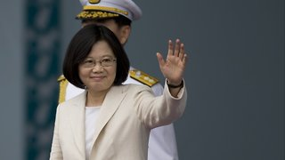 Taiwan President Resigns Party Leadership After Election Defeats - Video