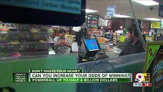 Can you really increase your odds of winning the lottery? - Video