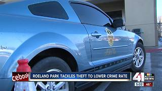 Roeland Park tackles theft to lower crime rate