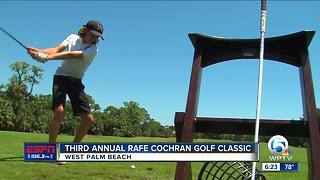 Third annual Rafe Cochran Golf Classic - Video