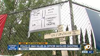 Police ID man killed in officer-involved shooting - Video