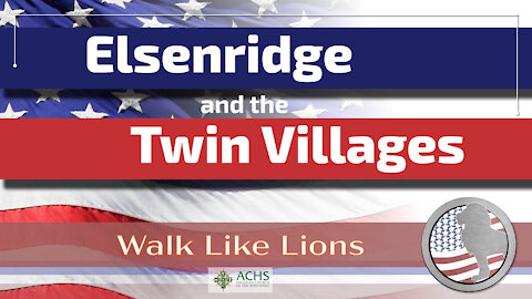 """Elsenridge..."" Walk Like Lions Christian Daily Devotion with Chappy Jan 06, 2021"