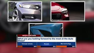 Top car, truck, utility to be announced at Detroit auto show - Video