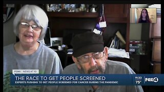 Cape Coral couple beat cancer, has this message for others