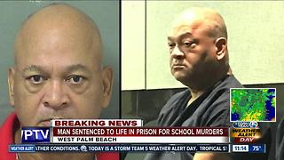 Javier Burgos sentenced to life in prison for Dreyfoos School murders - Video