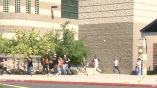 Police conduct active shooter training at Shadow Ridge High School - Video