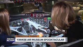 Yankee Air Museum Halloween Spooktacular - Video