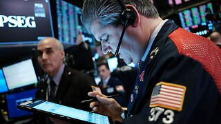 Global Stock Markets Plunge After Surge In Reported Coronavirus Cases