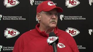 Andy Reid suspends Marcus Peters for 1 game - Video