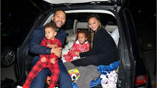 Chrissy Teigen Tells Fans She's Four Weeks Sober