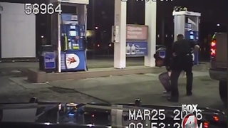 Deputy fired for excessive force - Video