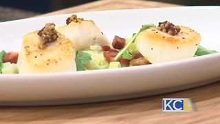 RECIPE: Scallops Rockefeller - Video