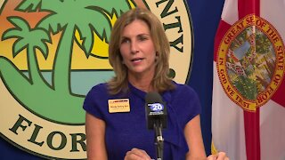 Palm Beach County elections officials talk final weekend of early voting