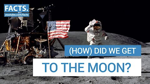 How Did We Get to the Moon | The Anniversary of Apollo 8