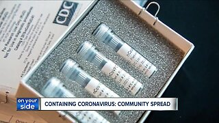 Stark County monitoring community spread COVID-19 case