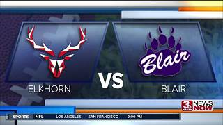 Elkhorn vs. Blair 9-1 - Video
