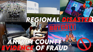 Antrim County Audit Fight, Dominion Is The Key & Disney Gets Woke & Goes Broke
