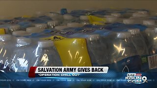 Salvation Army helps those in need for the summer