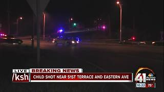 Teen hospitalized after KCMO shooting - Video