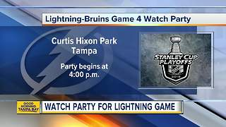 Riverfest and Lightning Watch party weekend - Video