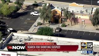 Surprise PD searching for suspect who carjacked a woman, shot at police - Video