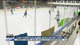 11 day powerplay comes to a close - Video
